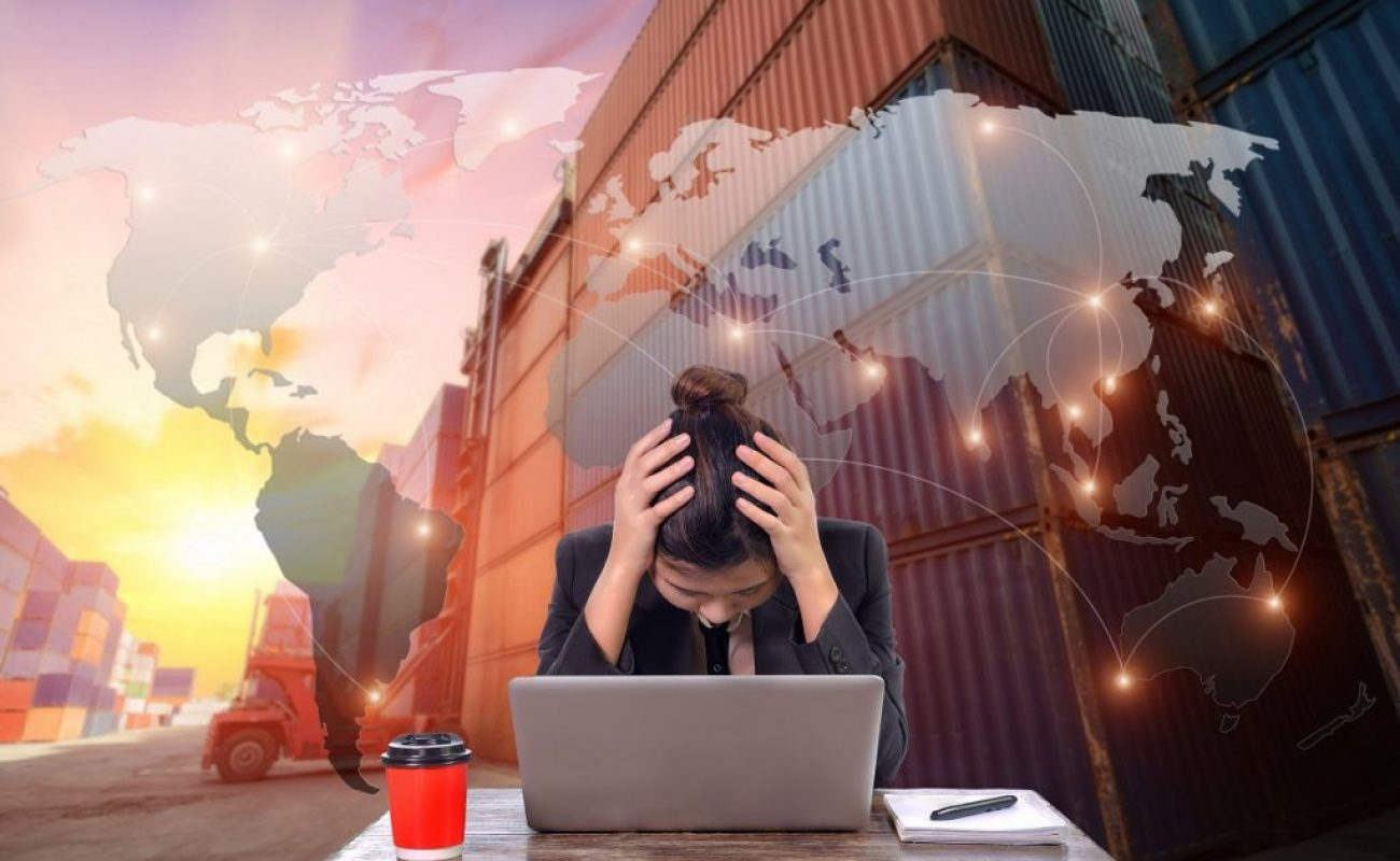 Problémy s dovozom tovaru z Číny
