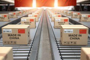 Balíčky z Číny