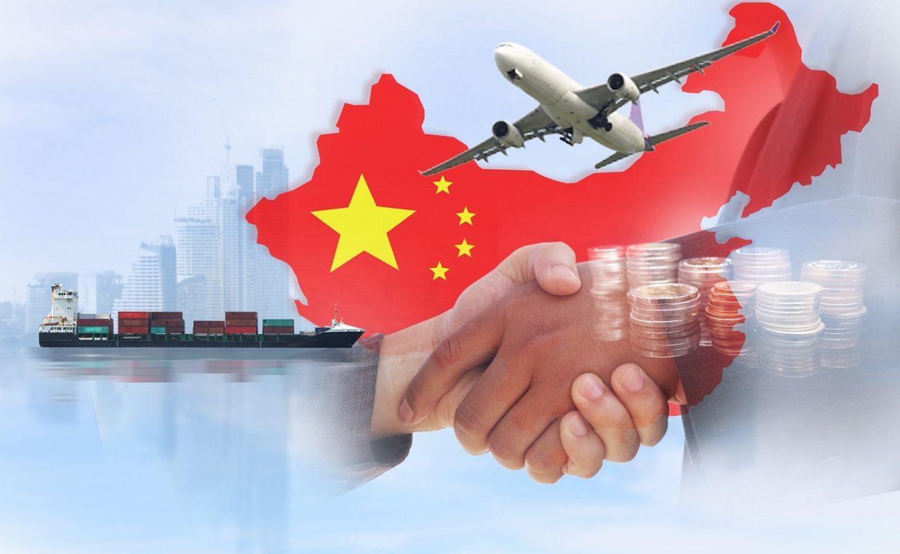 Kompletný dovozný servis z Číny_Infinity Standard