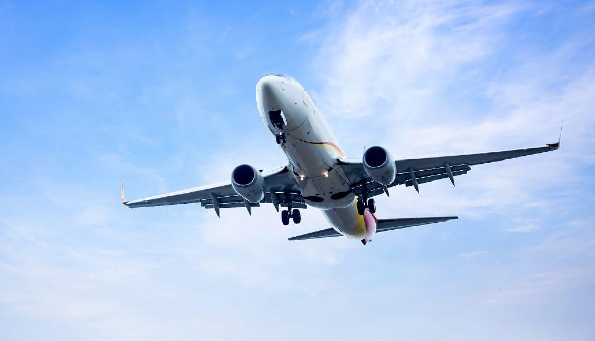 Letecká preprava tovaru z Číny