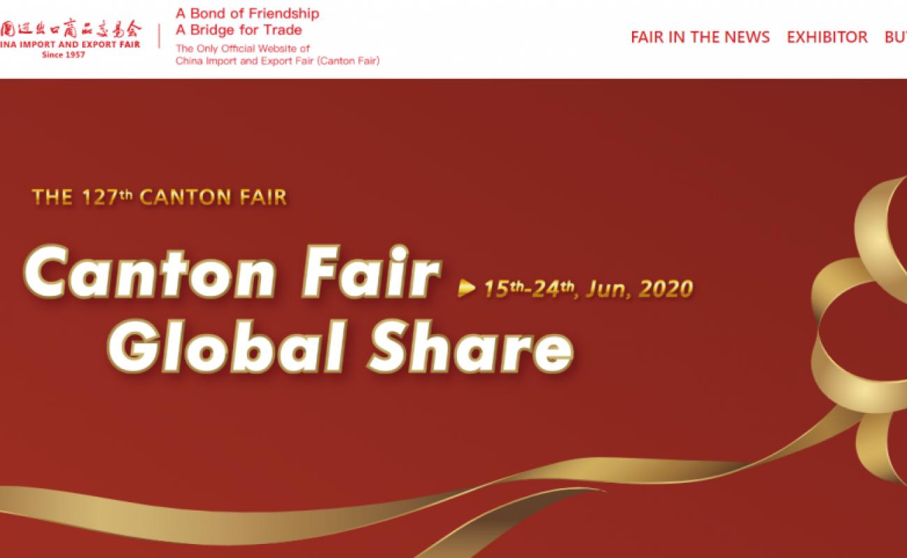 Canton Fair_výstava pre dovoz tovaru z Číny
