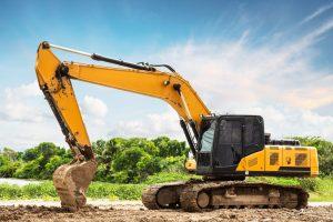 Stavbárske stroje
