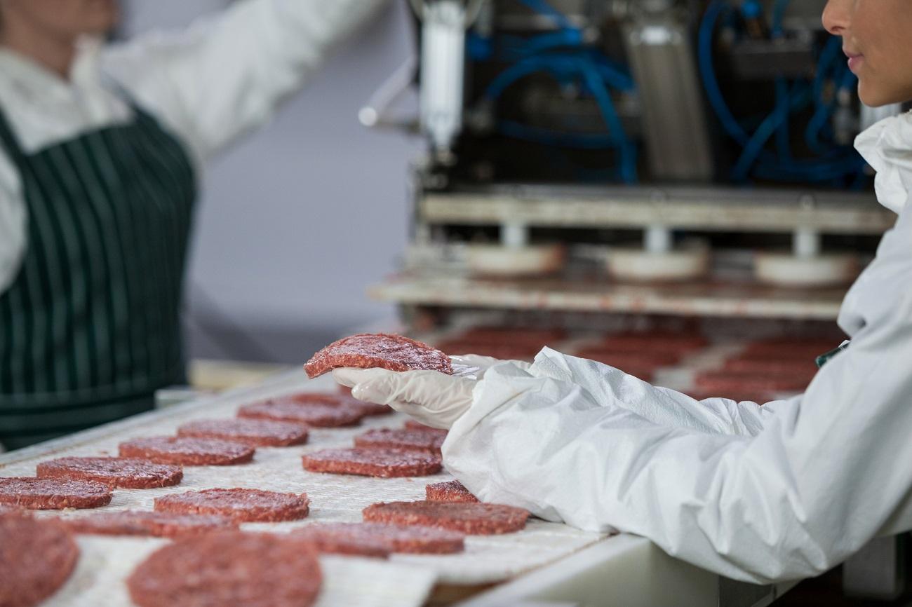 dovoz strojov pre mäsokombináty z Číny