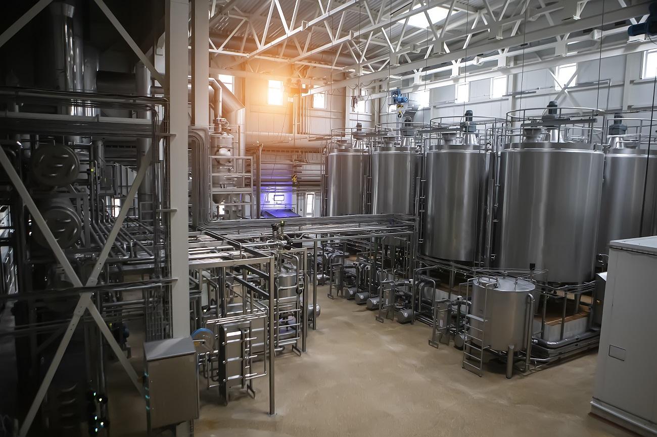 dovoz technológie pre spracovanie mlieka z Číny