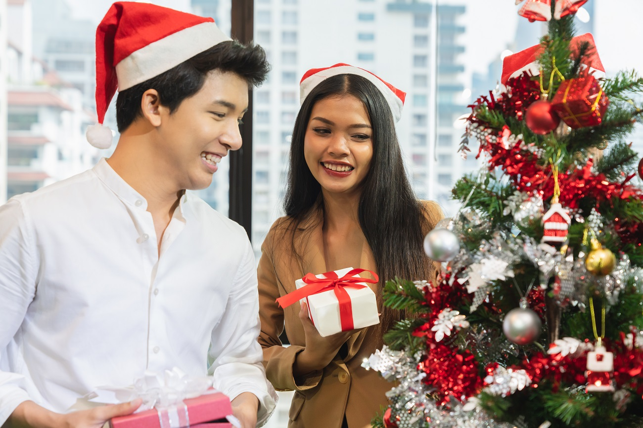 Vianoce v Ázii