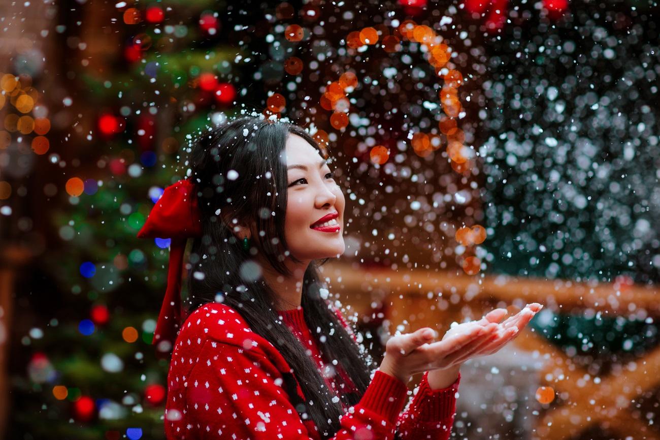 Vianoce v Južnej Kórei