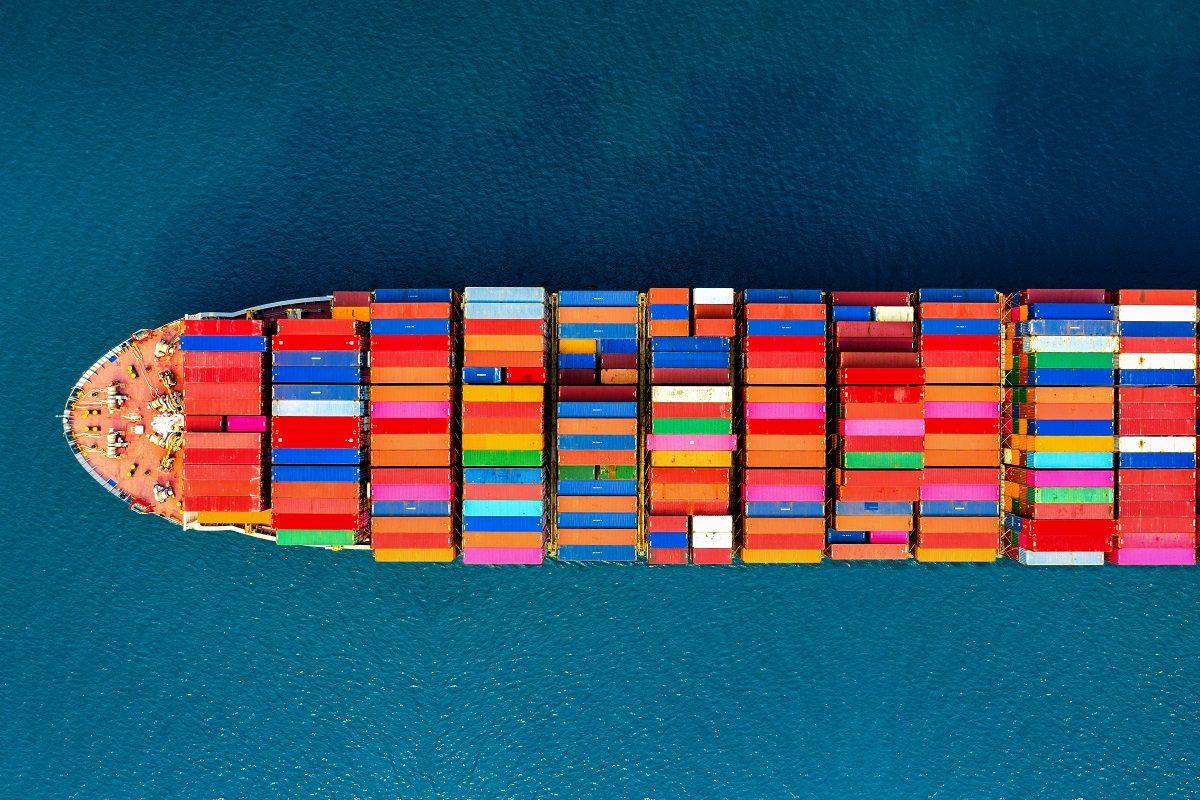 Lodná preprava z Číny a Ázie