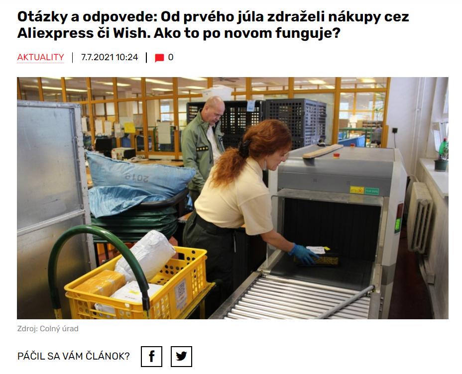 Infinity Standard pre Bratislavské noviny (reprofoto)