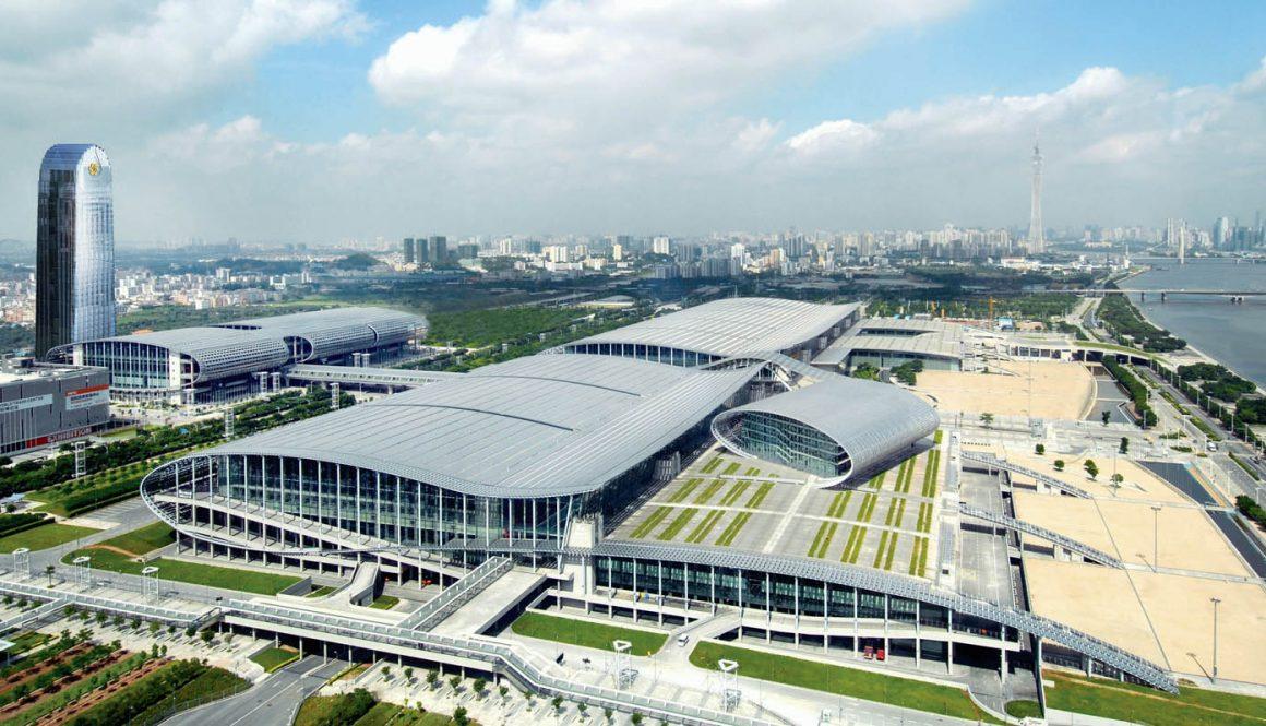 Najväčšia čínska výstava a veľtrh Canton Fair