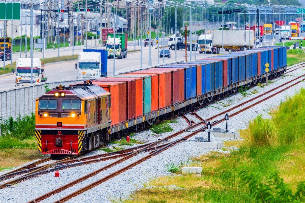 dovoz tovaru z vietnamu železničná preprava z Vietnamu